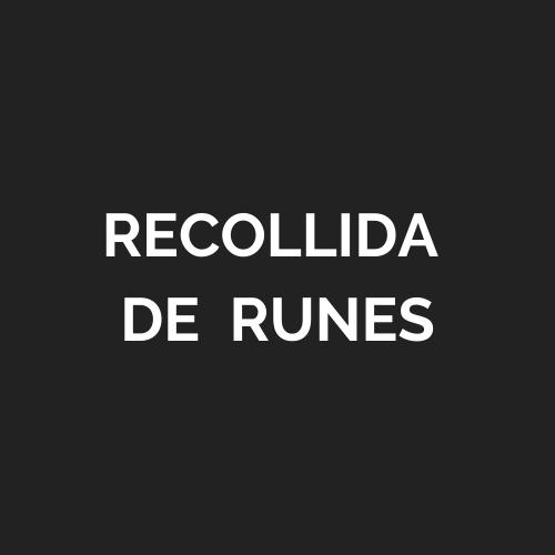 Recollida Runes