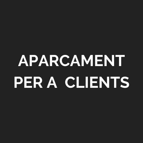 Aparcament Clients